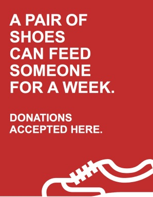 ShoeAwayHunger