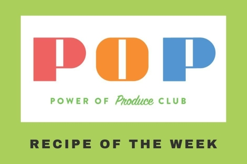 PoP Club Recipe of the Week (1)