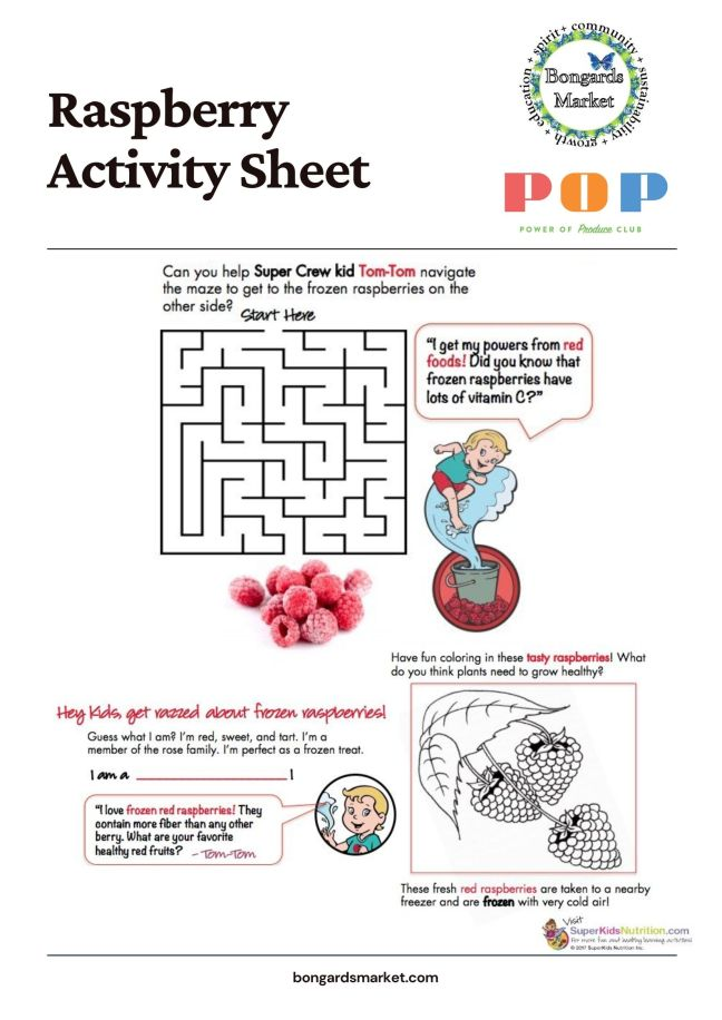 PoP Club Activity Sheet-2