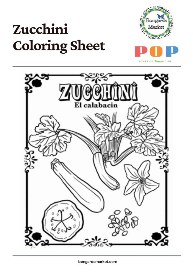 PoP Club Coloring Sheet-3